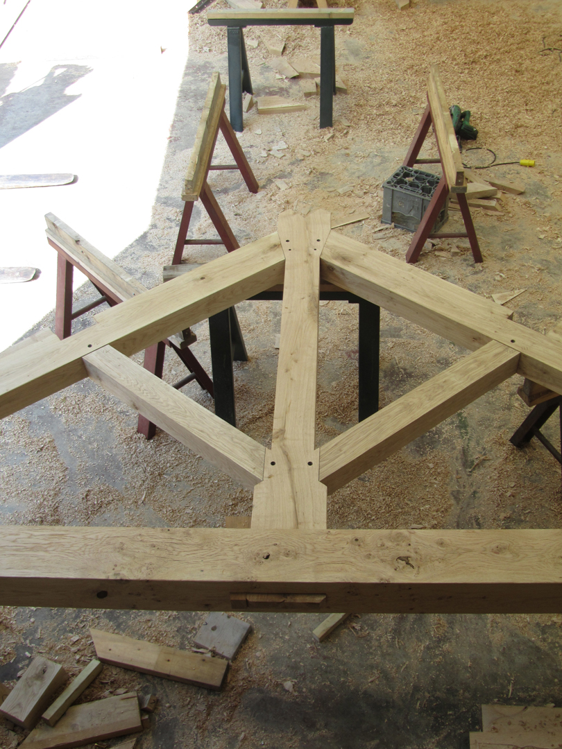 Developing the King truss