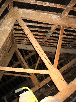 Conservation Carpentry The Mighty Oak Timber Framing Company